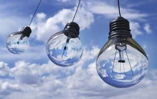 how solar energy makes electricity