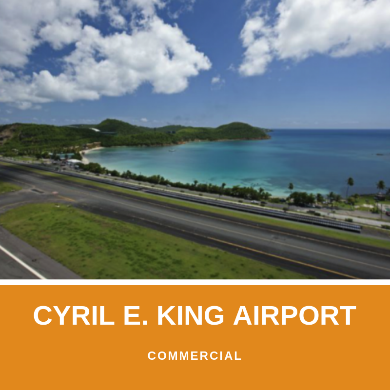 cyril e. king solar project