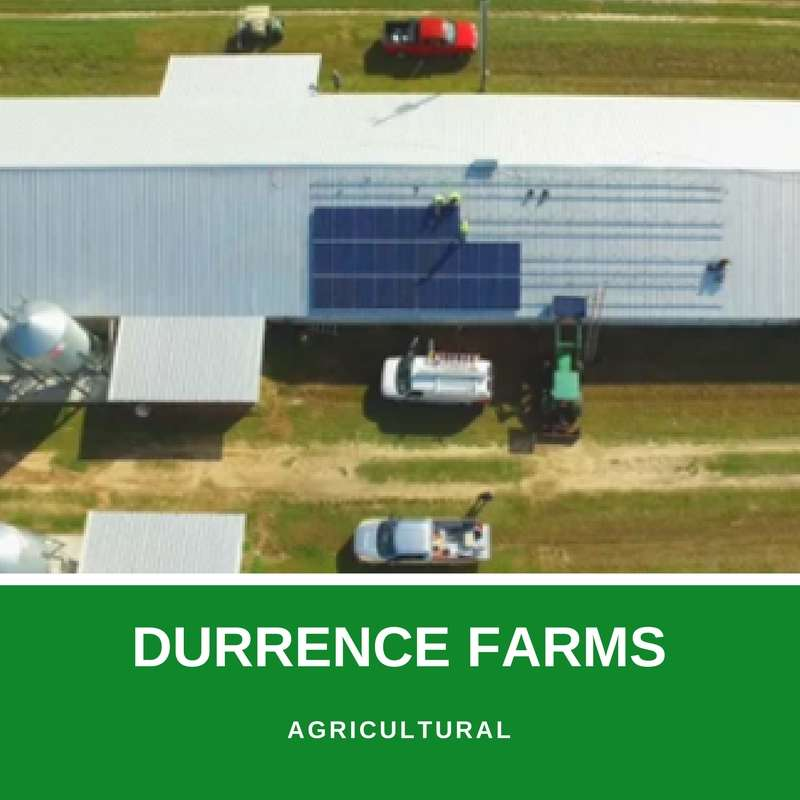 durrence farms solar power