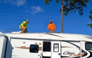installing solar panels on your RV helps you travel further without limits