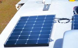 RV solar panels help you save money and travel further