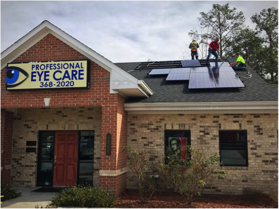 Strip Mall Solar Case Study – Owner-Tenant Saves 75% on