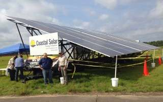 Mobile solar power is now a reality as Coastal Solar releases The Unit for farming and agricultural power uses