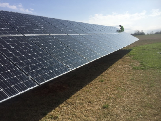 Solar Power For Farms And Agriculture Grants Taxes And