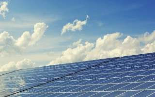 solar power saves farmers money with the solar tax credit program