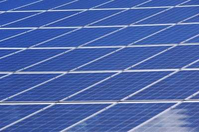 solar panels like these could be the next Money Crop for Farmers